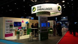Stand Eco-Emballages à Pollutec 2016